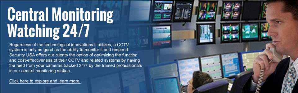 Central Monitoring Control Services